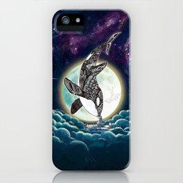 Kiss Good Night - Orca III iPhone Case