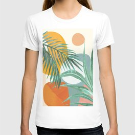 Leaf Design 02 T-shirt
