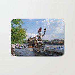 Berlin Canal Bath Mat