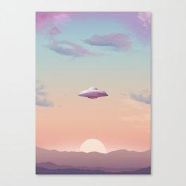 Unidentifed Canvas Print
