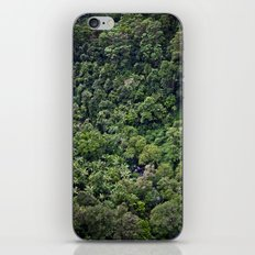 rainforest iPhone & iPod Skin