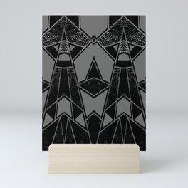 Abstract #675 Mini Art Print