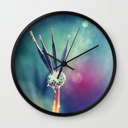 Synesthetic Perception Wall Clock