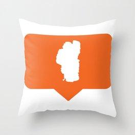 I like Lake Tahoe Throw Pillow