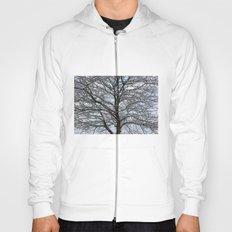 Snowy tree Hoody