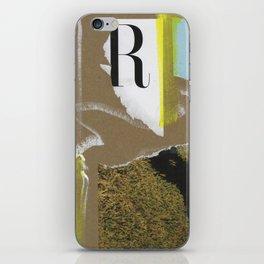 TYPE R iPhone Skin