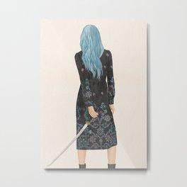 Callie Metal Print