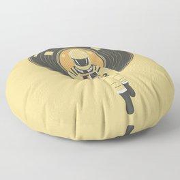 DJ HAL 9000 Floor Pillow