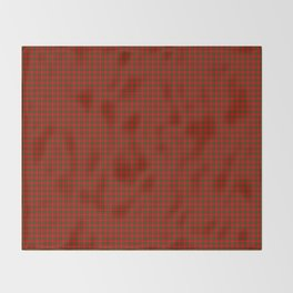 Maxwell Tartan Throw Blanket