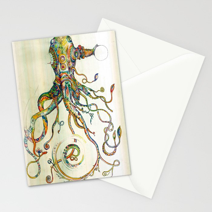 The Impossible Specimen Stationery Cards