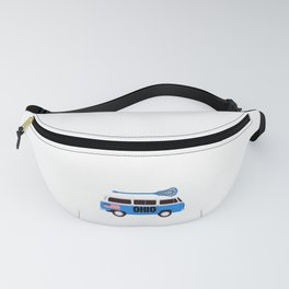 Ohio Ball Down Laxer Slide Poke Sports Tee Love Defense Coast To Coast For Sporty You T-shirt Design Fanny Pack