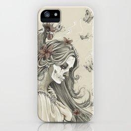 Maman Brigitte iPhone Case