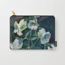 """Robert Delaunay """"Flowers"""" Carry-All Pouch"""