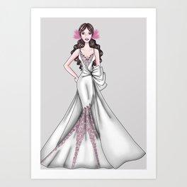 novia 2 Art Print