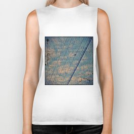 Song of the wires  Biker Tank