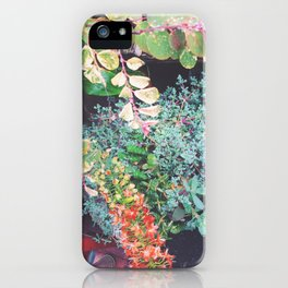 Lucious Chaos iPhone Case
