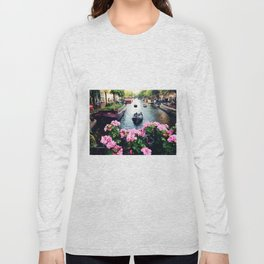 in love with Amster  Long Sleeve T-shirt
