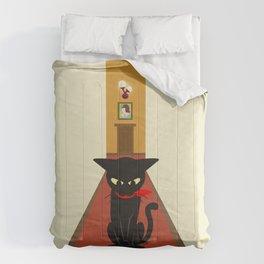In the corridors Comforters
