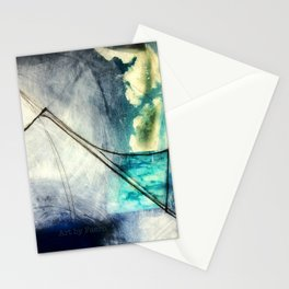 Forward Trajectory Stationery Cards
