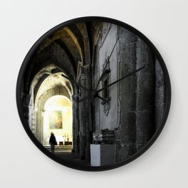 Sovana Cathedral Wall Clock