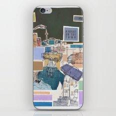 Night on the Town iPhone & iPod Skin