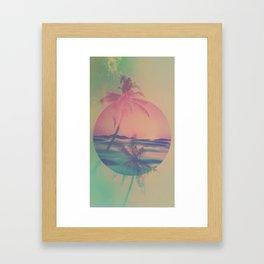 SOLSTICE II Framed Art Print
