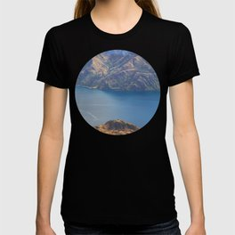 Roys Peak Lookout 1 T-shirt