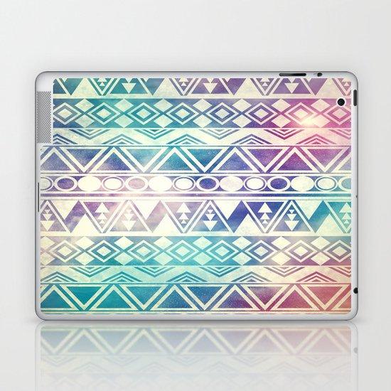 Tribal Orbit Laptop & iPad Skin