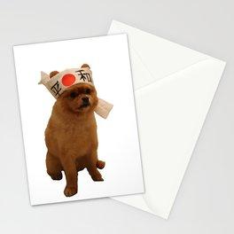 Sushi dog Pepe Stationery Cards