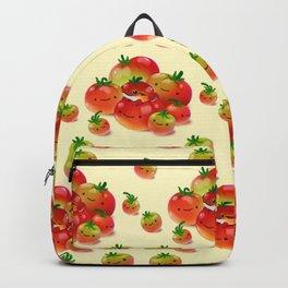 Tomato frog Backpack