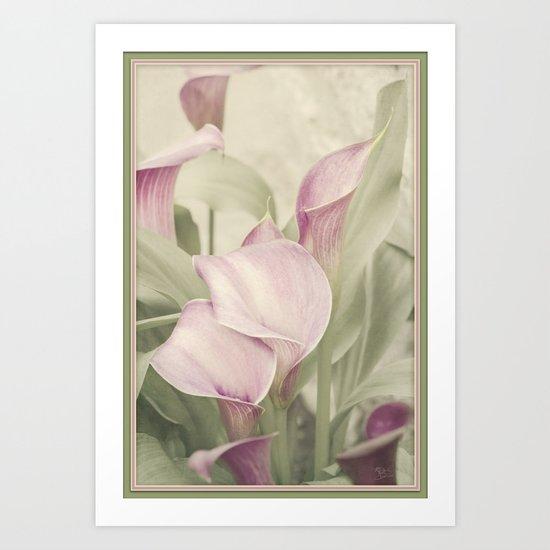 Nature's Chalice Art Print