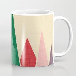 solar mountain #homedecor #midcentury Coffee Mug