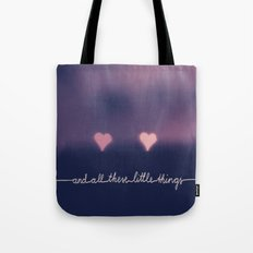 ONE DIRECTION Tote Bag