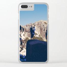 Serra 3 Clear iPhone Case