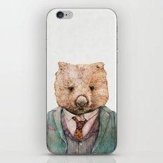Wombat iPhone & iPod Skin