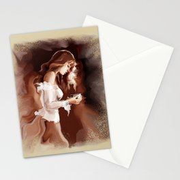 Coffee2 Stationery Cards