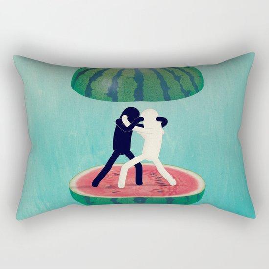 L o t t a n e l c o c o m e r o Rectangular Pillow