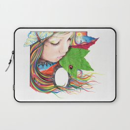 If Mother Earth Was a Child... Laptop Sleeve