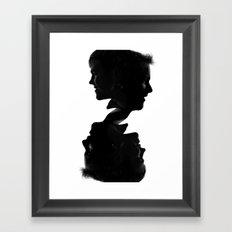 Oh, Inverted World Framed Art Print