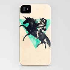 Ride the universe iPhone (4, 4s) Slim Case