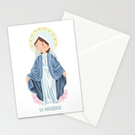 The Miraculous Medal Stationery Cards