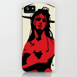 Witch of life iPhone Case