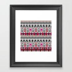 Mix #570 Framed Art Print