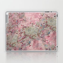 doodle: persian poem Laptop & iPad Skin