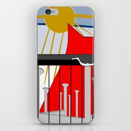 Function and Meaning iPhone Skin