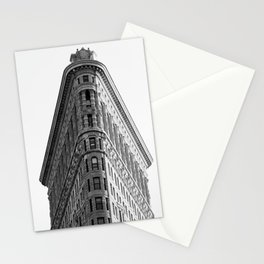 Flatiron Black and White NYC Stationery Cards
