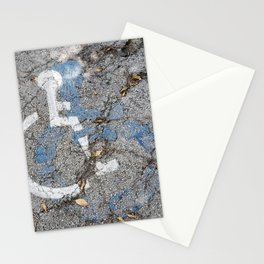 Wheelchair with a Friend Stationery Cards