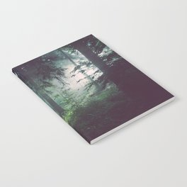 Magical Forest Notebook