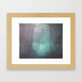 Des Moines Framed Art Print