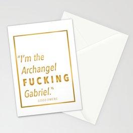 Archangel Gabriel Stationery Cards